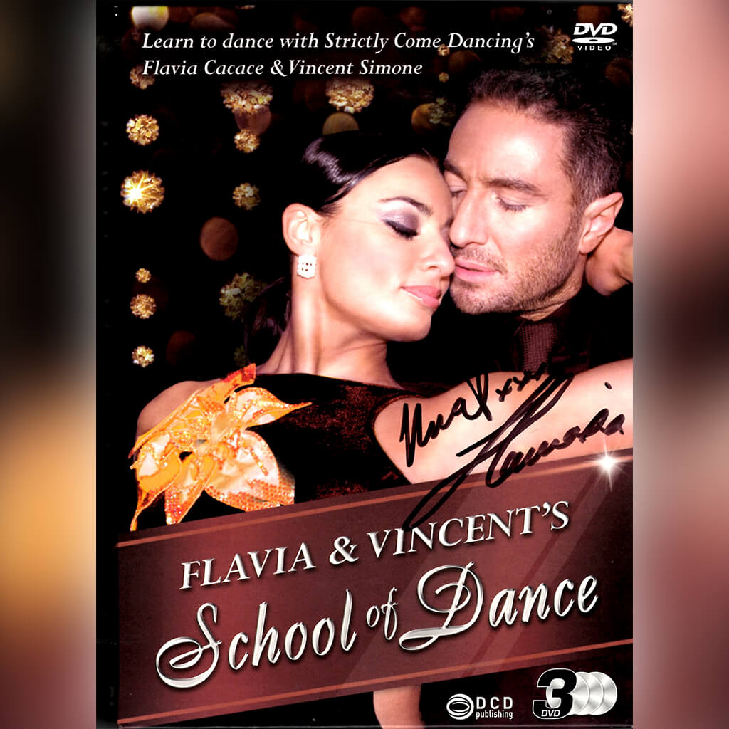 Signed School of Dance DVD's