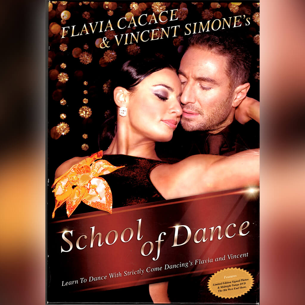 Limited Edition School of Dance DVD's