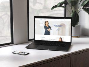 press - website launch